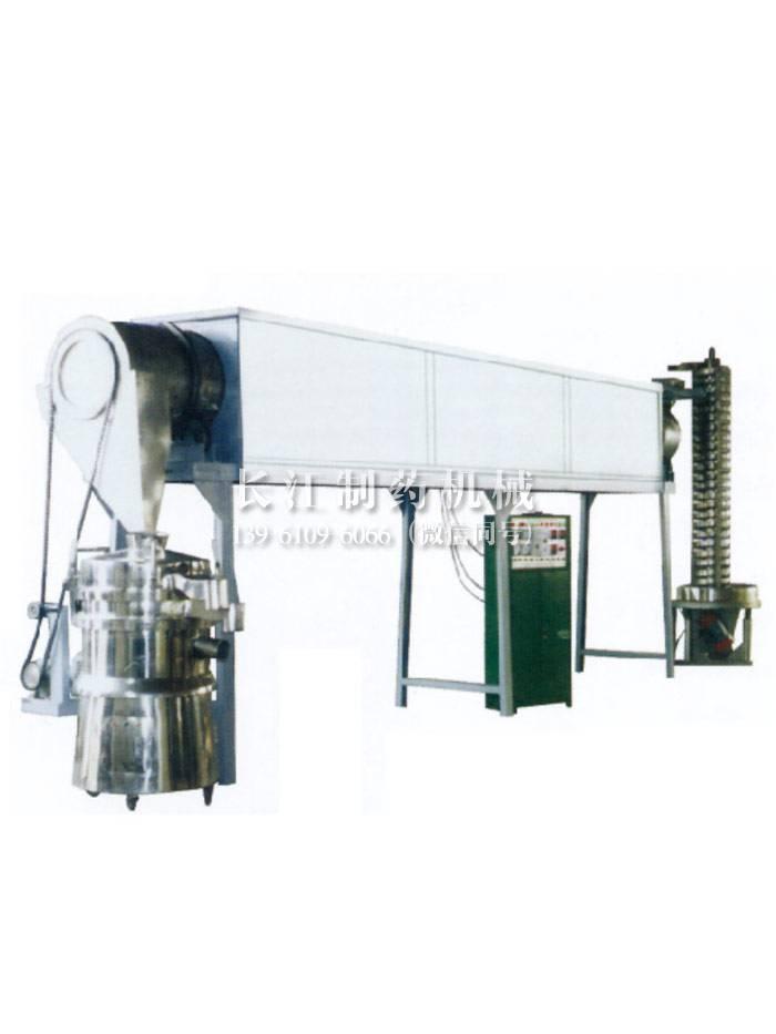 XHG系列旋转式干燥机组